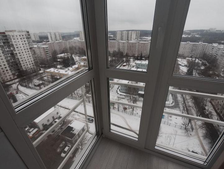 Теплый балкон.