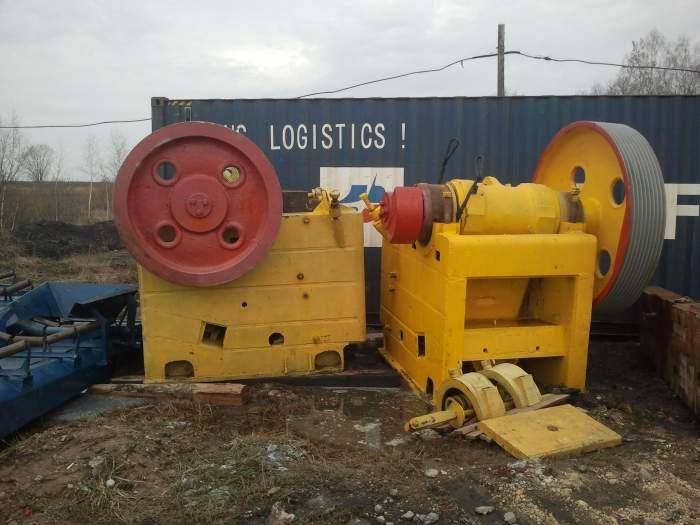 Куплю дробилку смд 108 производство горно шахтного оборудования в Елизово