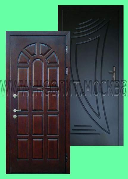 металлические двери большой выбор