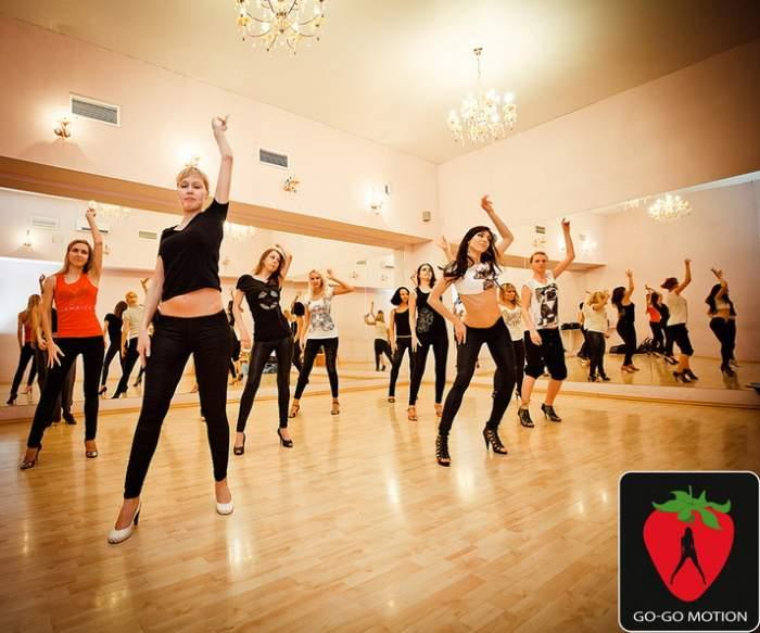 Как научится самой танцевать клубные танцы