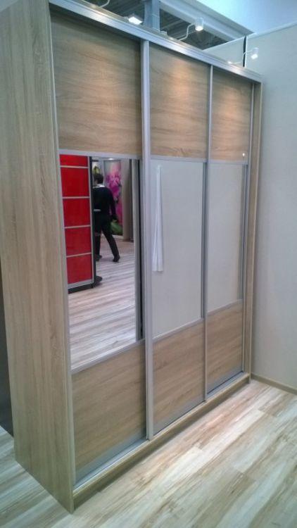 Шкафы купе, встроенная мебель на заказ от производителя объя.