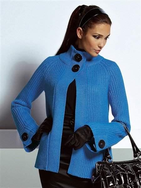 104Машинное вязание свитеров
