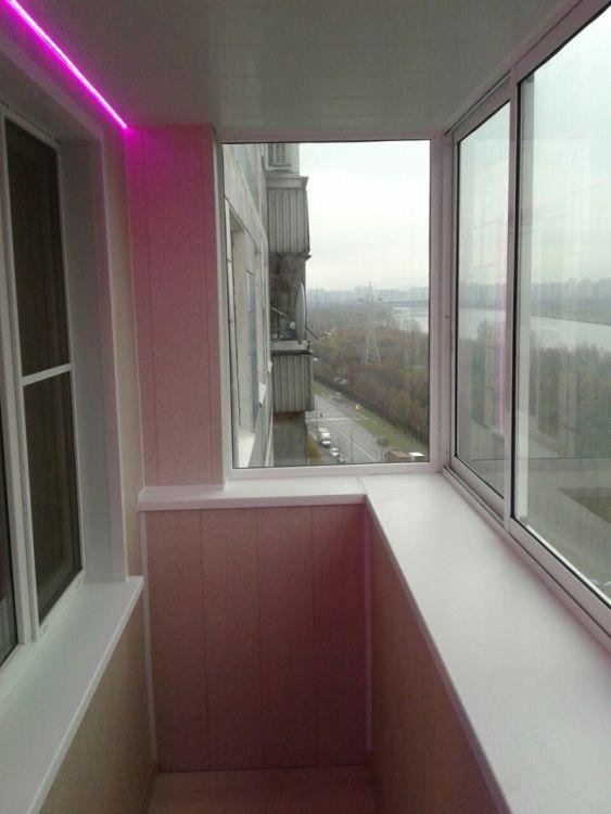 Остекление_утепление_отделка балконов и лоджий объявление в .