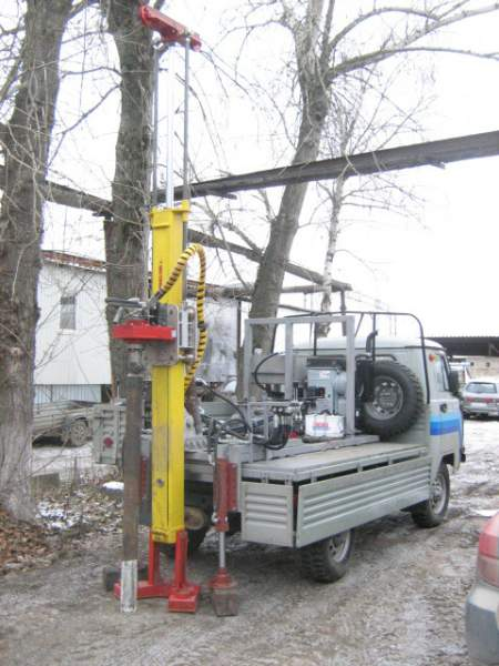 посуточно Стрелецком апродам буровой установки убм-230 150 м красиво правильно