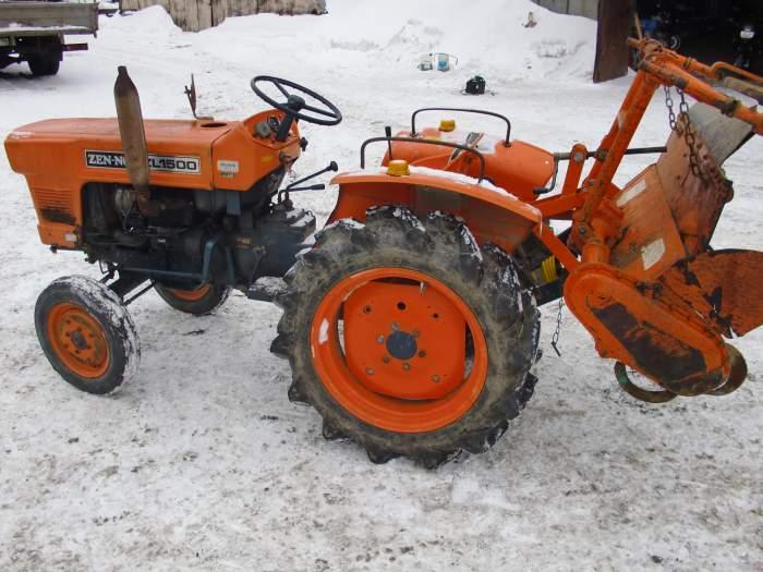 Самосвальный тракторный прицеп 2ПТС-4.5, тракторная телега.
